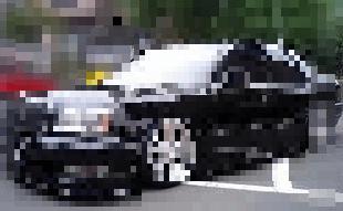 スバルのGW第2弾ドライブデートで黒塗りに絡まれる